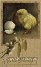 hol030256 - Artist Ellen Clapsaddle, Happy Easter Postcard Post Cards