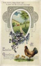 hol030258 - Artist Ellen Clapsaddle, Happy Easter Postcard Post Cards