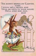 hol031274 - Easter Post Card