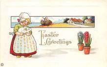 hol031281 - Easter Post Card
