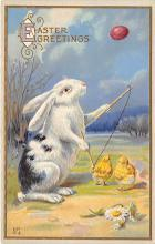 hol031289 - Easter Post Card