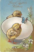 hol031293 - Easter Post Card