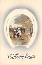 hol031295 - Easter Post Card
