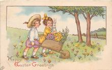 hol031303 - Easter Post Card
