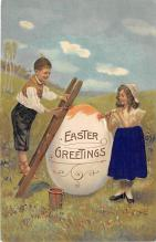 hol031304 - Easter Post Card