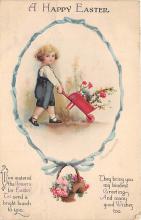hol032006 - Artist Ellen Clapsaddle Easter Post Card