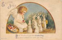 hol032008 - Artist Ellen Clapsaddle Easter Post Card