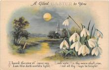 hol032010 - Artist Ellen Clapsaddle Easter Post Card