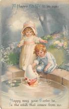 hol032020 - Artist Ellen Clapsaddle Easter Post Card