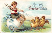 hol032023 - Artist Ellen Clapsaddle Easter Post Card