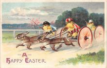 hol032029 - Artist Ellen Clapsaddle Easter Post Card