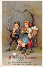 hol032031 - Artist Ellen Clapsaddle Easter Post Card