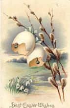 hol032033 - Artist Ellen Clapsaddle Easter Post Card