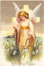 hol032035 - Artist Ellen Clapsaddle Easter Post Card