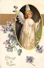 hol032036 - Artist Ellen Clapsaddle Easter Post Card
