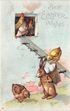 hol032037 - Artist Ellen Clapsaddle Easter Post Card