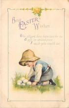 hol032039 - Artist Ellen Clapsaddle Easter Post Card