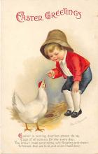 hol032047 - Artist Ellen Clapsaddle Easter Post Card