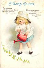 hol032050 - Artist Ellen Clapsaddle Easter Post Card