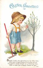 hol032051 - Artist Ellen Clapsaddle Easter Post Card