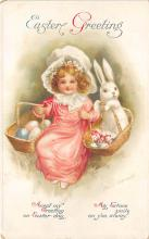 hol032062 - Artist Ellen Clapsaddle Easter Post Card