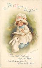 hol032063 - Artist Ellen Clapsaddle Easter Post Card