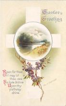 hol032066 - Artist Ellen Clapsaddle Easter Post Card