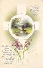 hol032067 - Artist Ellen Clapsaddle Easter Post Card