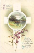 hol032068 - Artist Ellen Clapsaddle Easter Post Card