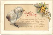 hol032071 - Artist Ellen Clapsaddle Easter Post Card