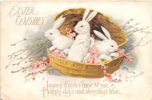 hol032075 - Artist Ellen Clapsaddle Easter Post Card