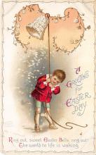 hol032080 - Artist Ellen Clapsaddle Easter Post Card