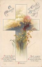 hol032087 - Artist Ellen Clapsaddle Easter Post Card