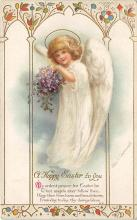 hol032090 - Artist Ellen Clapsaddle Easter Post Card