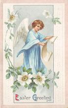 hol032091 - Artist Ellen Clapsaddle Easter Post Card