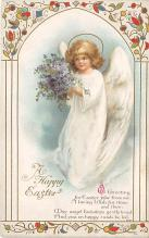 hol032093 - Artist Ellen Clapsaddle Easter Post Card
