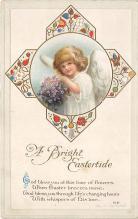 hol032095 - Artist Ellen Clapsaddle Easter Post Card