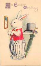 hol032096 - Artist Ellen Clapsaddle Easter Post Card