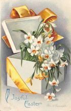 hol032118 - Artist Ellen Clapsaddle Easter Post Card