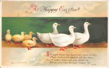 hol032121 - Artist Ellen Clapsaddle Easter Post Card