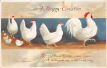 hol032122 - Artist Ellen Clapsaddle Easter Post Card