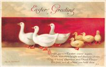hol032124 - Artist Ellen Clapsaddle Easter Post Card