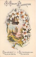 hol032125 - Artist Ellen Clapsaddle Easter Post Card