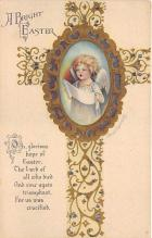 hol032128 - Artist Ellen Clapsaddle Easter Post Card