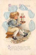 hol032131 - Artist Ellen Clapsaddle Easter Post Card