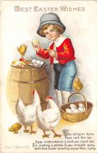 hol032134 - Artist Ellen Clapsaddle Easter Post Card