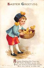hol032135 - Artist Ellen Clapsaddle Easter Post Card