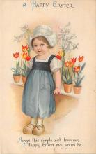 hol032139 - Artist Ellen Clapsaddle Easter Post Card