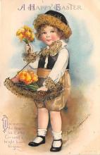 hol032140 - Artist Ellen Clapsaddle Easter Post Card