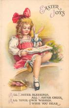hol032146 - Artist Ellen Clapsaddle Easter Post Card